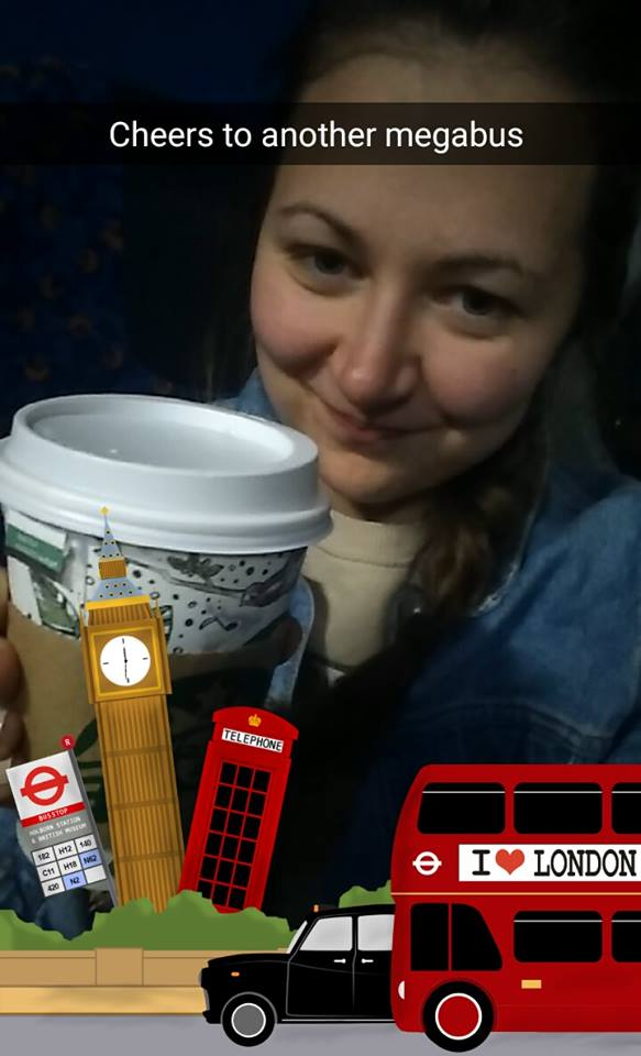 getting another megabus from london to bristol